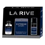 Ficha técnica e caractérísticas do produto La Rive Extreme Kit - Eau de Toilette + Desodorante Kit