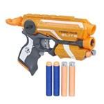Ficha técnica e caractérísticas do produto Lança Dardo Nerf Ccu Firestrike Hasbro - E0442