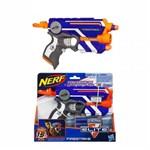 Ficha técnica e caractérísticas do produto Lança Dardo Nerf El Firestrike A0709 Hasbro