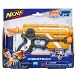 Ficha técnica e caractérísticas do produto Lança Dardo Nerf Elite Firestrike Hasbro - A0709
