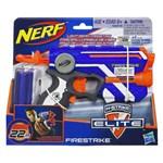 Ficha técnica e caractérísticas do produto Lança Dardo Nerf Elite Firestrike Hasbro