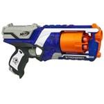 Ficha técnica e caractérísticas do produto Lançador de Dardos Nerf Hasbro N-Strike – Strongarm A0710