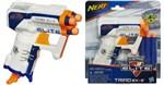 Ficha técnica e caractérísticas do produto Lançador de Dardos Nerf N-Strike Elite Triad EX-3 - Hasbro