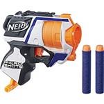 Ficha técnica e caractérísticas do produto Lançador Nerf Microshots Firestrike E0721 - Hasbro