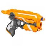 Ficha técnica e caractérísticas do produto Lançador Nerf N-Strike Elite Firestrike com Laser Hasbro A0709