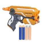 Ficha técnica e caractérísticas do produto Lançador Nerf N-Strike Elite - Firestrike - Hasbro Hasbro
