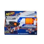 Ficha técnica e caractérísticas do produto Lançador Nerf N-strike Elite Strongarm Hasbro A0710 8454