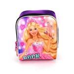 Ficha técnica e caractérísticas do produto Lancheira Barbie Rocky Out Ref 064350-48 Sestini