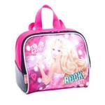 Ficha técnica e caractérísticas do produto Lancheira G Sestini Barbie Rock N Royals 4L - Rosa