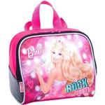 Ficha técnica e caractérísticas do produto Lancheira Grande Barbie Rock N Royals Rosa - Sestini