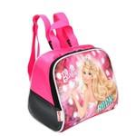 Ficha técnica e caractérísticas do produto Lancheira Grande Barbie Rock N Royals Rosa SESTINI