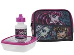 Lancheira Infantil Escolar Monster High - Sestini