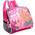 Ficha técnica e caractérísticas do produto Lancheira Infantil Sestini G Rock N Royals Rosa Barbie