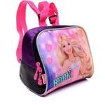 Ficha técnica e caractérísticas do produto Lancheira Infantil Sestini G Rock N Royals Roxa Barbie