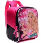 Ficha técnica e caractérísticas do produto Lancheira Infantil Sestini Rock N Royals Rosa Barbie
