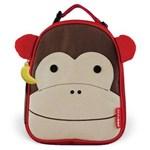 Ficha técnica e caractérísticas do produto Lancheira Infantil Skip Hop Zoo Macaco Masculina