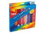 Ficha técnica e caractérísticas do produto Lápis de Cor 60 Cores Mega Soft Color Tris