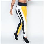 Ficha técnica e caractérísticas do produto Legging Fitness HB Amarela LG1159