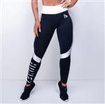 Ficha técnica e caractérísticas do produto Legging Fitness Textura Impact Preta LG1170