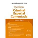 Ficha técnica e caractérísticas do produto Legislação Criminal Especial Comentada (2018) - Volume Único