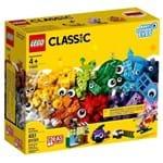 Ficha técnica e caractérísticas do produto Lego Classic 11003 Peças e Olhos - Lego