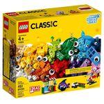 Ficha técnica e caractérísticas do produto LEGO Classic 11003 - Peças e Olhos