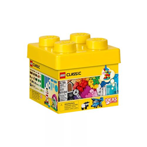 Ficha técnica e caractérísticas do produto Lego Classic - Peças Criativas 10692