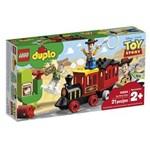 Ficha técnica e caractérísticas do produto LEGO Duplo - Disney - Pixar - Toy Story 4 - Trenzinho