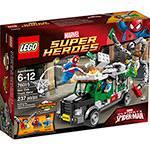 LEGO - o Caminhão de Assalto de Doc Ock