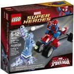 LEGO - Spider-Trike Contra Electro