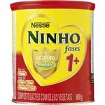 Leite Po Ninho Fases 1+ Lt 1x400g