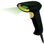 Ficha técnica e caractérísticas do produto Leitor de Código de Barras Laser com Suporte Ga142