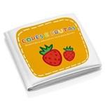 Ficha técnica e caractérísticas do produto Livrinho de Banho - Cores e Frutas BB205 - Multikids