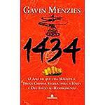 Livro - 1434 - o Ano em que uma Magnifíca Frota Chinesa Velejou para a Itália e Deu Inicio ao Renascimento