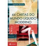 Livro - 44 Cartas do Mundo Líquido Moderno