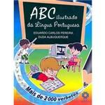 Ficha técnica e caractérísticas do produto Livro - ABC Ilustrado da Língua Portuguesa