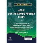 Livro - Afo e Contabilidade Pública - Cespe