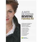 Ficha técnica e caractérísticas do produto Livro - Arte de Editar Revistas, a
