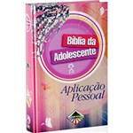 Ficha técnica e caractérísticas do produto Livro - Bíblia do Adolescente: Aplicação Pessoal