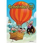 Livro - Cebolinha 50 Anos