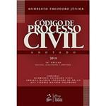 Ficha técnica e caractérísticas do produto Livro - Código de Processo Civil Anotado