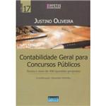 Livro - Contabilidade Geral para Concursos Públicos - Volume 17