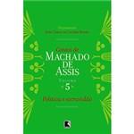 Ficha técnica e caractérísticas do produto Livro - Contos de Machado de Assis - Volume 5