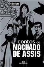 Ficha técnica e caractérísticas do produto Contos de Machado de Assis - Melhoramentos