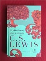 Ficha técnica e caractérísticas do produto Livro Cristianismo Puro e Simples   C. S. Lewis
