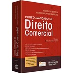 Ficha técnica e caractérísticas do produto Livro - Curso Avançado de Direito Comercial