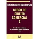 Ficha técnica e caractérísticas do produto Livro - Curso de Direito Comercial Vol. 2