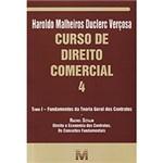 Ficha técnica e caractérísticas do produto Livro - Curso de Direito Comercial - Vol. IV