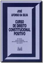 Ficha técnica e caractérísticas do produto Livro - Curso de Direito Constitucional Positivo - 38 Ed./2015