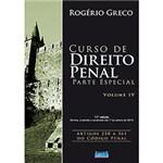 Livro - Curso de Direito Penal - Vol. IV